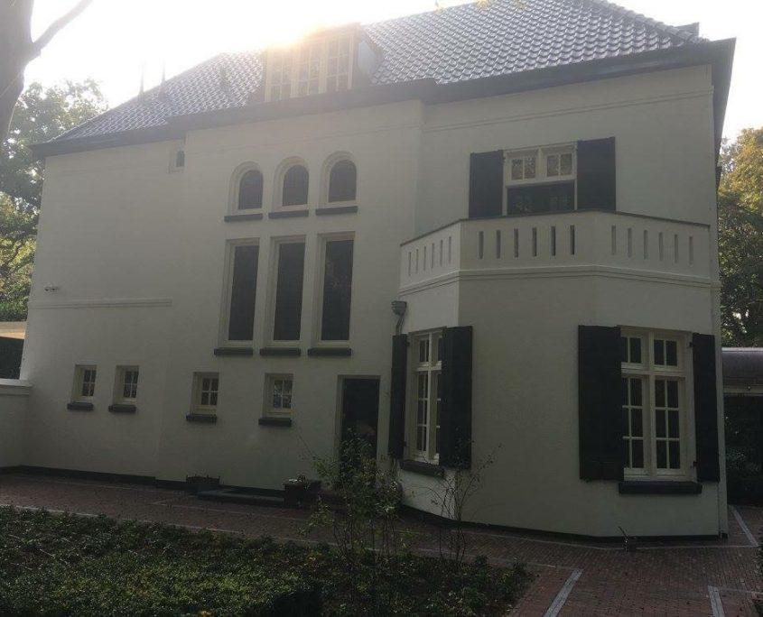 J Hagman Villa Wassenaar buitenkant 2