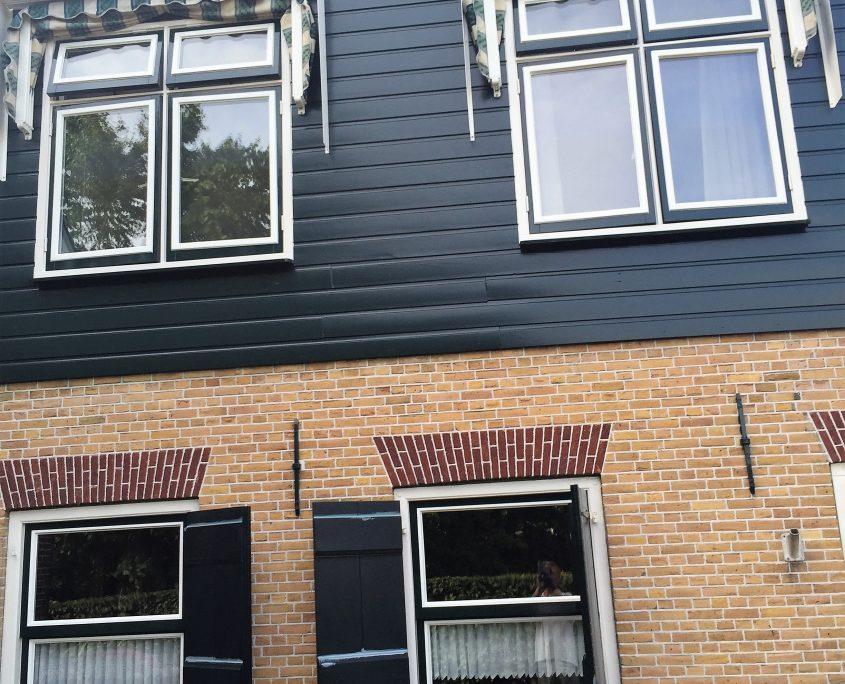 J Hagman vrijstaande woning Noordeloos 1