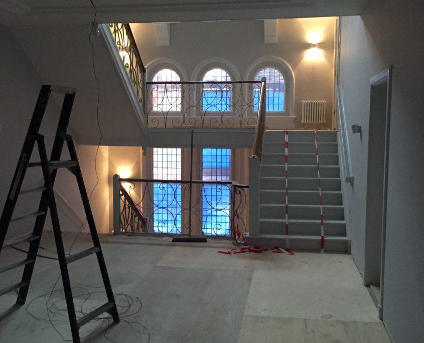 J Hagman Villa Wassenaar binnenkant 5